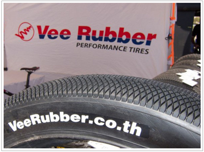 Fat-Bike Exclusive - Vee Rubber Speedster Tire (02/05/2013)
